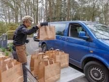 Bij De Barones in Dalfsen haalt de burgemeester asperges via de drive-in