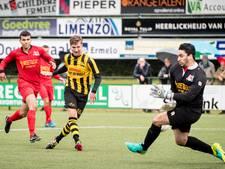 DVS'33 boekt in Heemskerk eerste uitzege van seizoen