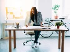 Wil je vaker staand werken? 'Koppel het aan een taak'