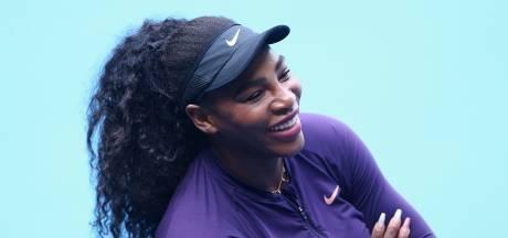 Serena Williams denkt niet aan afmelden: 'Ik zie mezelf alles spelen'