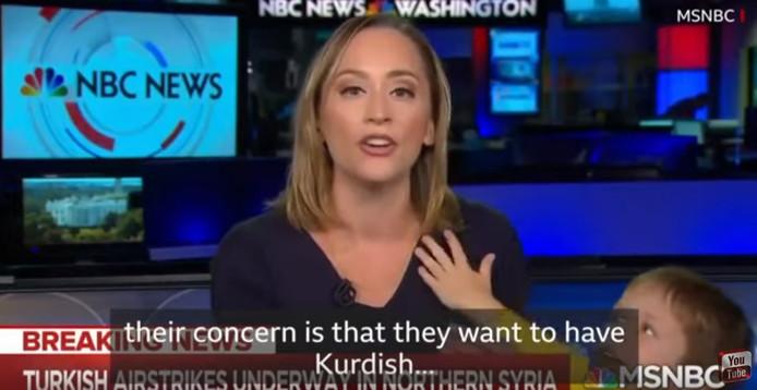 Journaliste de NBC