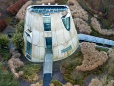 Unieke kegelvilla in de verkoop voor 2,3 miljoen euro: eigenaar hoopt op 'corona-effect'