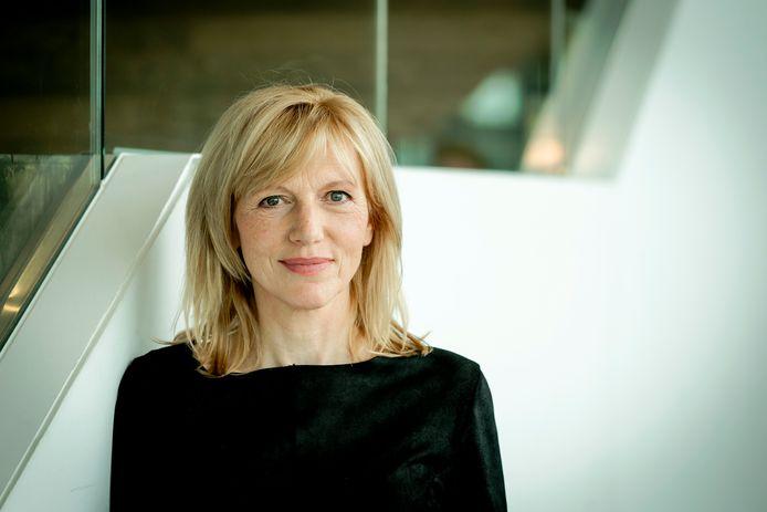 Actrice Johanna ter Steege