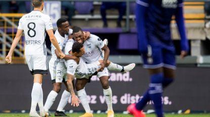 Eupen pakt in extremis punt op Anderlecht na defensief geklungel van Luckassen
