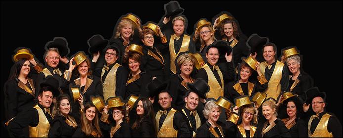 Toneelvereniging Internos viert 90-jarig bestaan met voorstelling Hiep Hiep Hoera!