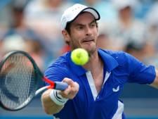 Andy Murray accepte une invitation en vue du tournoi de Winston-Salem