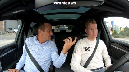 """VIDEO. Kevin De Bruyne: """"Heb gezegd tegen 'Vinnie' om mijn plaatsje vrij te houden, voor binnen een jaar of zeven"""""""