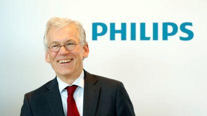 Philips voert productie medische ventilatoren flink op