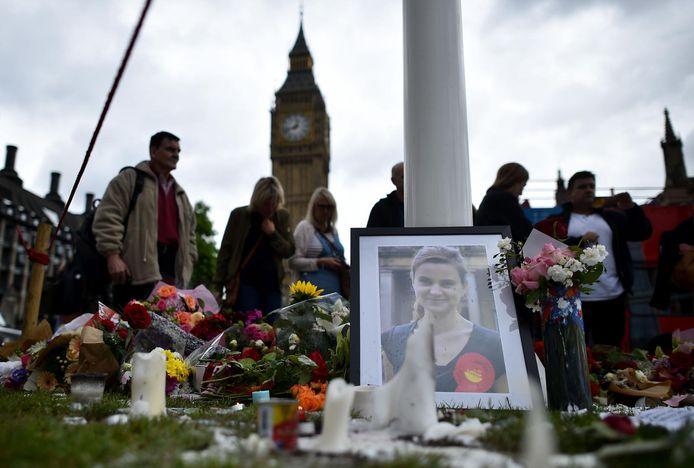 """""""National Action"""" avait salué le """"sacrifice"""" du meurtrier de la députée Jo Cox"""