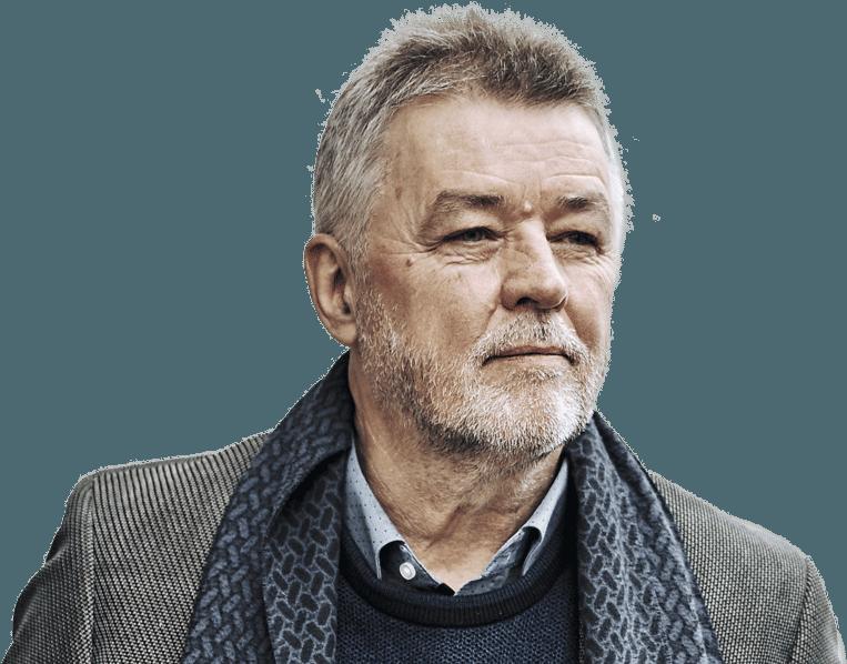 Patrick Deboosere: 'Nog altijd worden wij op dezelfde manier ouder als twintig jaar terug en krijgen we kwalen op dezelfde leeftijd als voorheen'. Beeld