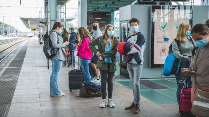 Voorzitters Vlaamse jongerenpartijen pleiten voor verplichte mondmaskers