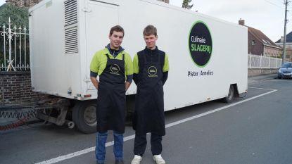 Trouwe medewerker neemt roer over van slagerij Pieter & Annelies in Gits