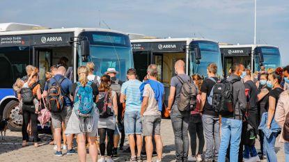 Nederlandse bussen en trams krijgen 'kuchschermen' tegen coronavirus