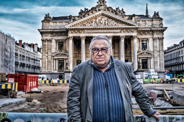 Marc Didden wordt zeventig en schreef een boek. 'Wat een leven zou mijn leven geweest zijn zonder die kans om journalist te worden?'
