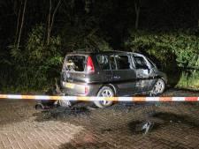 Opnieuw nachtelijke autobrand in Arnhem