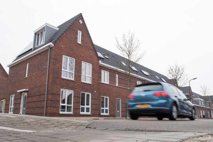 Nieuwbouwproject 't Getfert (in totaal 90 sociale huurwoningen van de Woonplaats).