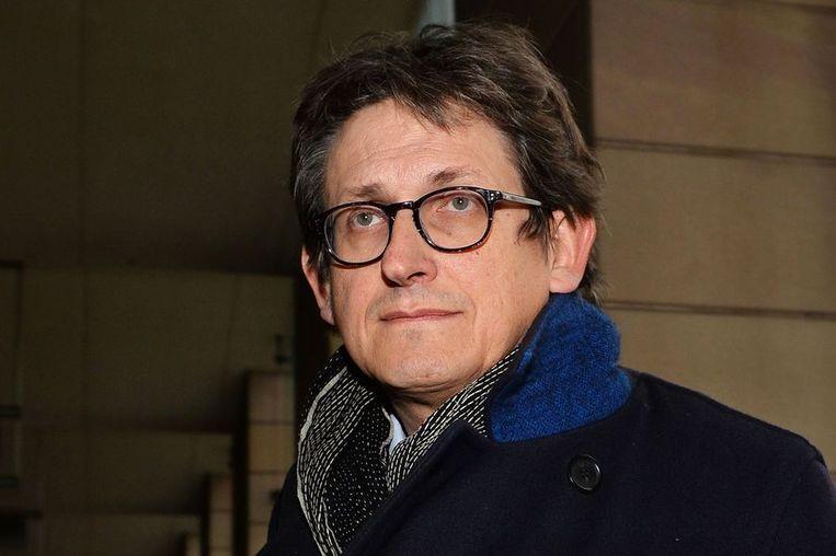 Alan Rusbridger, oud-hoofdredacteur van de Britse krant The Guardian, een van de leden van de nieuwe, onafhankelijke Facebook-raad. Beeld AFP