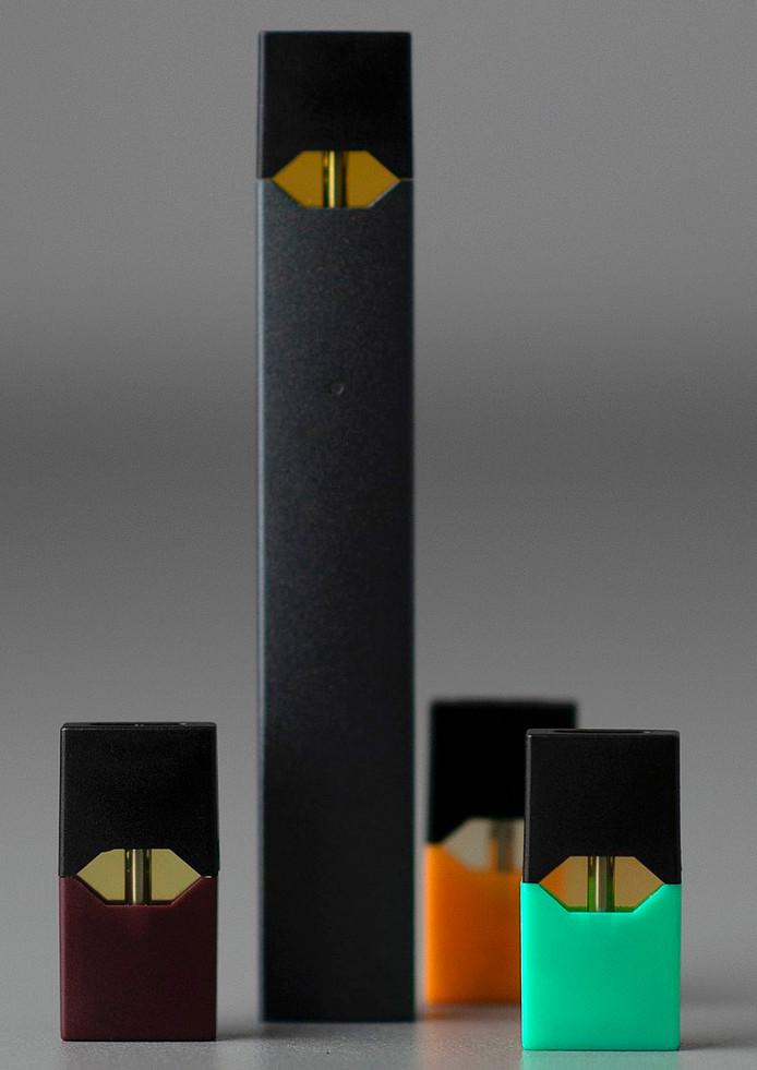 E-smokers van Juul