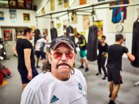 Vrijdag afscheid van Frans van den Heerik, boksschool wordt voortgezet door zoon