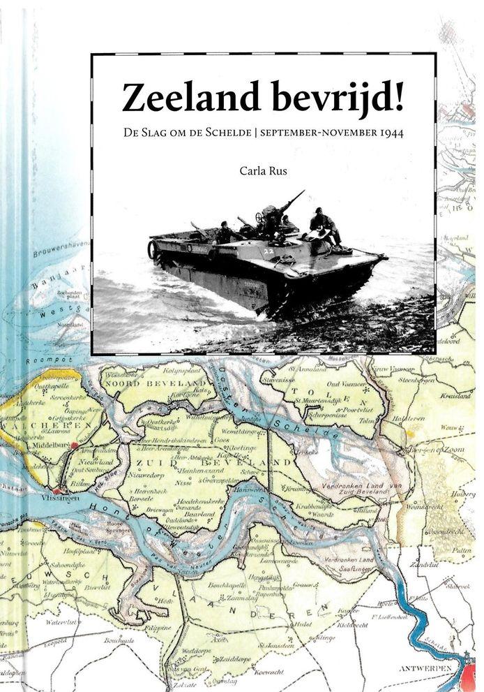 cover carla rus, zeeland bevrijd