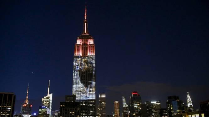 Empire State Building in het teken van bedreigde diersoorten