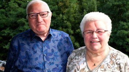 Leo en Anna vieren zestigste huwelijksverjaardag