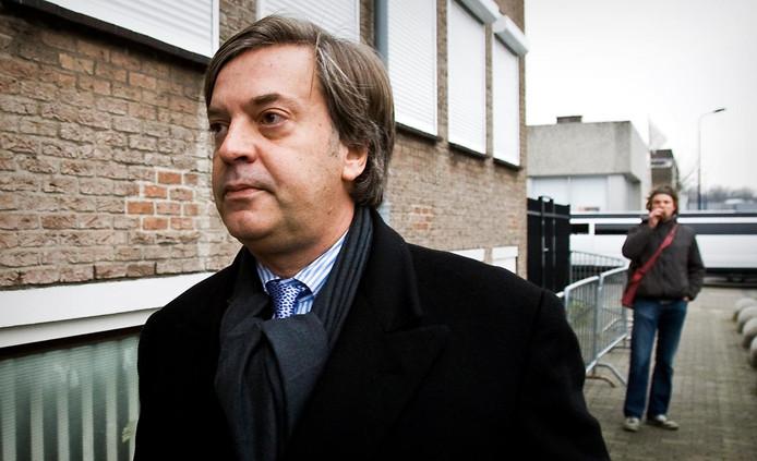 Jan Dirk Paarlberg in 2009.