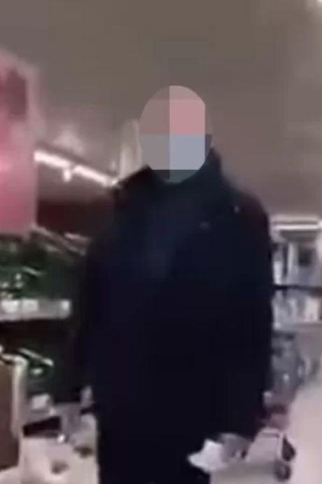 L'homme qui s'est énervé chez Aldi parce qu'il n'y avait plus de pommes Jonagold a porté plainte pour violation de la vie privée