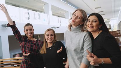 PXL-studenten zorgen voor een nieuwe, 'Belladonna' vipbeleving op 'I Love the 90's'