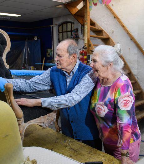 Enschedeër Herman Joostens (84): 'Ik heb het mooiste vak én de mooiste vrouw'