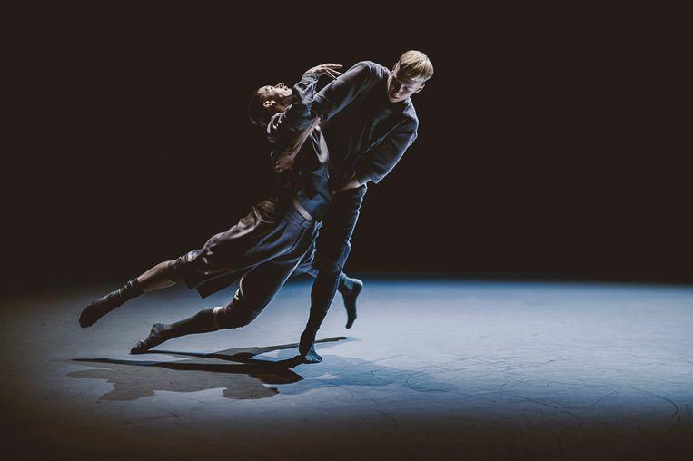 The Grey door NDT 2, choreografie: Marne en Imre van Opstal. Beeld Rahi Rezvani