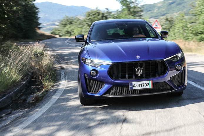 De Maserati Levante Trofeo is spannend, opwindend én in Nederland fors duurder dan in omringende landen.