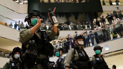 Voor het eerst sinds coronapandemie weer protesten in Hongkong