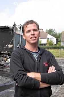 Brand treft ondernemers voor tweede keer: 'De eigenaar durft het niet aan te zien'