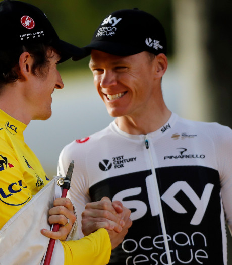 Froome start seizoen in Colombia