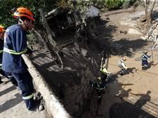 Wolkbreuk in Chili: miljoen mensen zonder water
