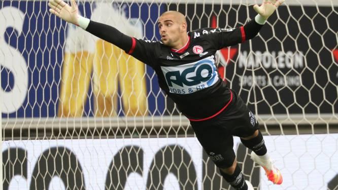 """Doelman Ilic kan tot sterkhouder uitgroeien bij KV Kortrijk: """"Marko moet stevige concurrent voor Jakubech worden"""""""