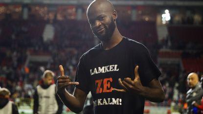 """De 'nieuwe' Lamkel Zé is vooral meer van hetzelfde: """"Kalm zijn. Ik werk daar aan"""""""