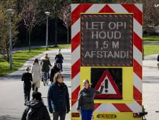 Nederland worstelt met die 1,5 meter: 'Voor de hufters duik ik de berm in'