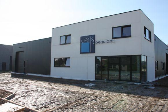 De nieuwe uitvalsbasis met winkel ligt aan de Toekomstlaan in Lokeren.