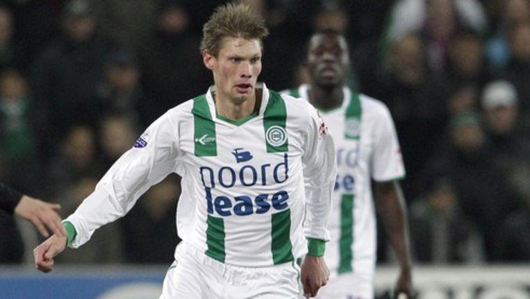 Oud-PSV'er Theo Lucius zei maandag in Nieuwsuur dat voor hem voetballen zonder pijn bijna niet meer bestond. © anp Beeld