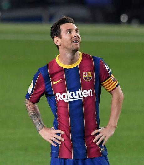 Messi roept op tot vrede bij Barça: 'Ik neem verantwoordelijkheid voor mijn fouten'