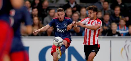 Clubloze Mees de Wit duikt na vertrek bij Sporting Lissabon op in Zwolle