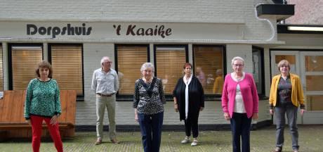 Eén zwaluw maakt een zomer in Zuiddorpe, eerste keurmerk voor dorpshuis 't Kaaike