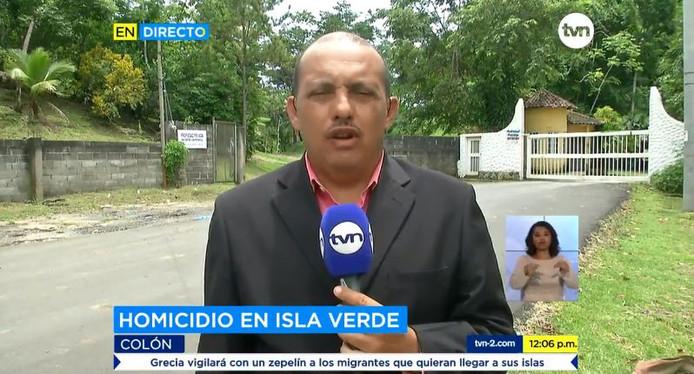 Volgens de Panamese nieuwszender TVN werd in hetzelfde exclusieve woonpark onlangs ook al een Franse expat gekneveld en beroofd.