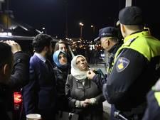 Politie mocht geweld gebruiken tegen Turkse minister Kaya