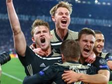 Beste handelshuizen deze eeuw: Juventus verkocht voor 1,39 miljard, Ajax zestiende