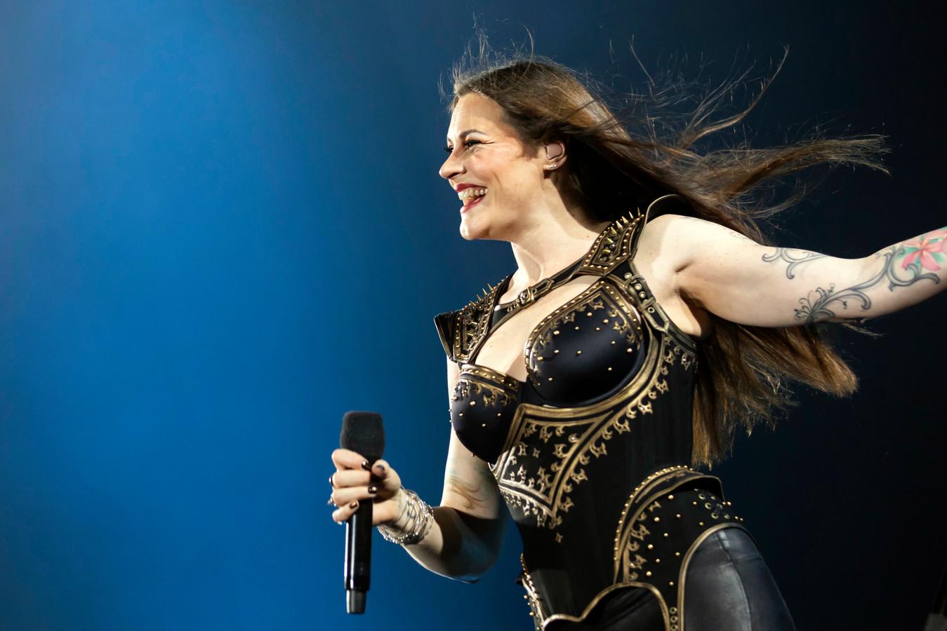 Floor Jansen van Nightwish