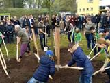 Eerste spade de grond in: Spoorpark eind volgend jaar open voor publiek (met stadscamping en restaurant T-Huis)
