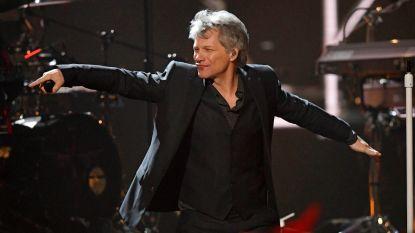 Bon Jovi en Moody Blues in Rock 'n Roll Hall of Fame opgenomen
